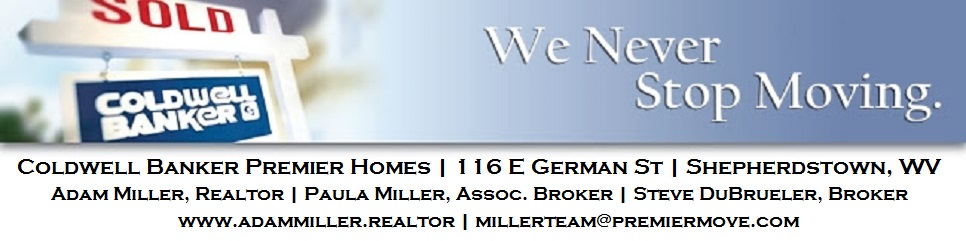 Coldwell Banker Premier real estate contact banner for a licensed agent.  Coldwell Banker,